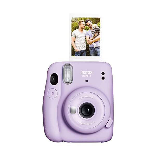 RetinaPix Fujifilm Instax Mini 11 Instant Camera (Lilac Purple)