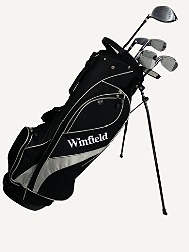 Winfield VERTEX Men's Golf Package Set / 12-pc Pkg / (Right) ()