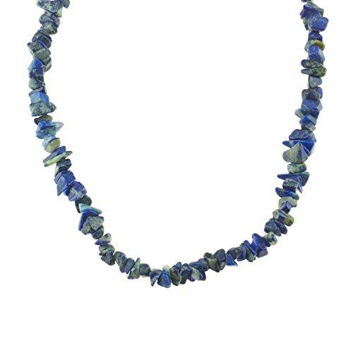 Lapis Chip Lazuli Blue (Lapis Lazuli Gemstone Chips Necklace)