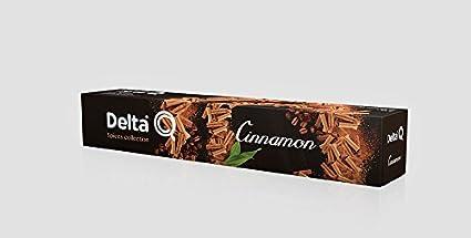 Pack Xl 40 Café CINNAMON ESPRESSO CON CANELA - Cápsulas Delta Q ...