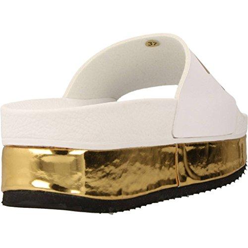 Infradito per Le High Brand The Color modelo Donne e Le Bianco Sandali Friday Bianco Sandali Marca White Donne Infradito per E wqF4xnp