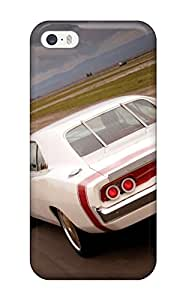 Hot New Hot Rod Case Cover For Iphone 5/5s With Perfect Design Sending Free Screen Protector