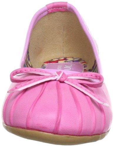 donna 200336 Pink Pink Trio Rosa Ballerine xz1wOqn70