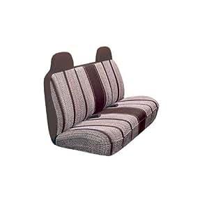 Amazon Com Saddleman Universal Front Bench Seat Cover