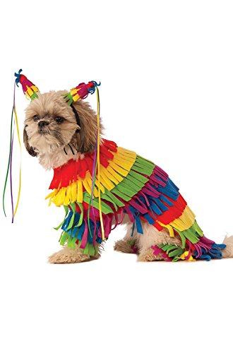 Pinata Costume For Dogs (Fashion Pinata Pet Dog Costume New)