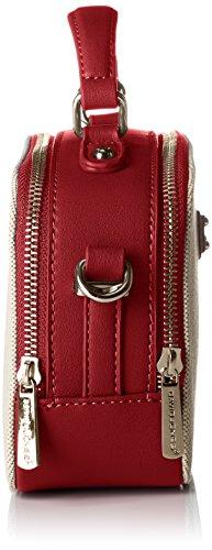Red Pink Shoulder Cm3820 Rose Jones Women's David Cm3820 Bag RU0B77n
