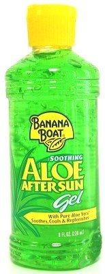 Banana Boat 235 ml Aloe Gel (3-Pack)