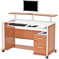 Z-Line Designs Maven Workstation, Silver