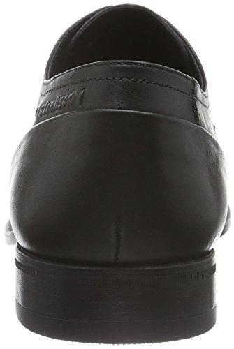Strellson New Harley, Zapatos de Cordones Derby para Hombre negro (900)