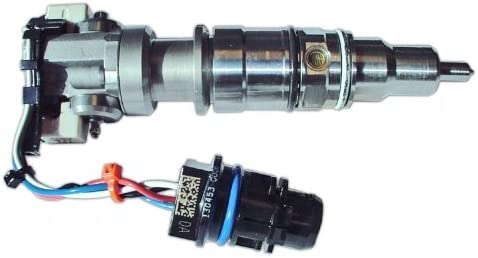 Fuel Injector for 2004-2007 Ford 6.0L Powerstroke DIT or International VT 365 /& International VT 275 4.5L Price Includes the Core Charge