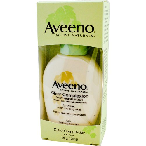 Aveeno Clear Complexion Daily Moisturizer product image