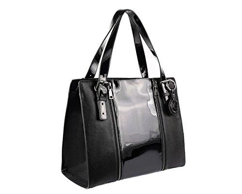 Manie Bag , Sac à main pour femme noir noir