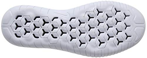 Nike Free Femme Running Flyknit Chaussures White Noir 2018 Black Laufschuh 001 de Noir Compétition Run URCxwqAZU