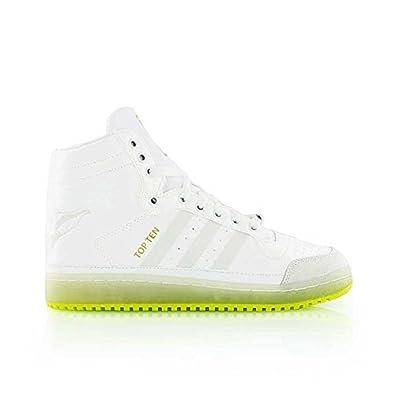 Kids HI weißSchuhe YODA adidas TOP Ten J W2HIED9Y