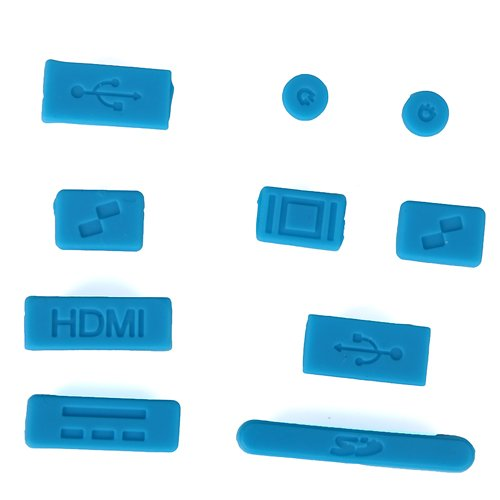 HDE Anti Dust Silicone Rubber MacBook