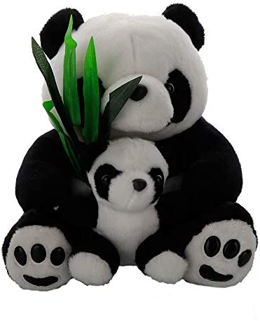 Cute Naive Panda Stuffed Animal
