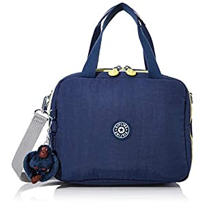 Kipling MIYO School Backpack, 25 cm, 8 liters, Blue (Blue Thunder)