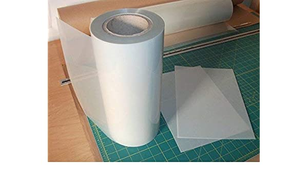 stencilling sheets cheap Mylar stencil roll 190 microns sold per meter x 300mm