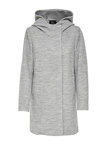 Only Coat Grey Grigio Sharon Women qv6rOwq0