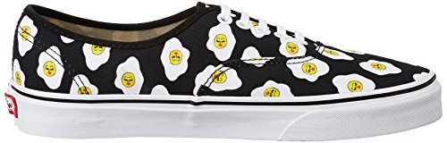 Authentic Side Top Vans Unisex Low Sneakers Sassy Slim Adults' F8Zdq