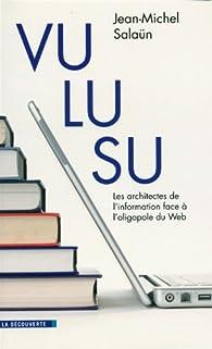 Vu lu su par Jean-Michel Salaün