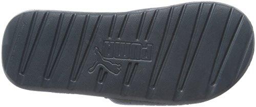 Gris puma Sfoam Gate et Black Adulte de Starcat Iron Piscine 08 Plage Puma Chaussures Mixte 7zTTxf