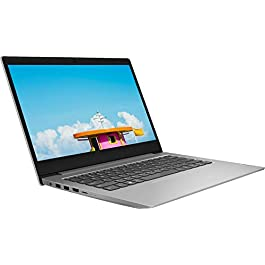 2020 Lenovo IdeaPad Laptop ComputerAMD A6-9220e 1.6GHz 4GB Memory 64GB eMMC Flash Memory 14″ AMD Radeon R4 AC WiFi Microsoft Office 365 Platinum Gray Windows 10 Home