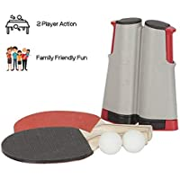 Instant Table Tennis Game - Family Fun Game - for Home, School or Office