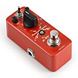 Donner Digital Octave Guitar Effect Pedal Harmonic Square 7 modes