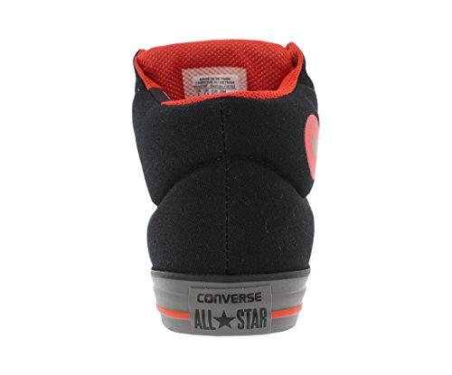 Thunder Hi Ctas mixte Black Red Core mode Baskets Converse adulte w7ZP4qq