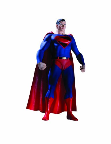 Justice Society of America: Series 2: Kingdom Come Superman Action Figure