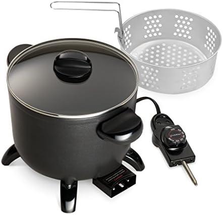 Presto 06006 Kitchen Kettle Multi-Cooker/Steamer
