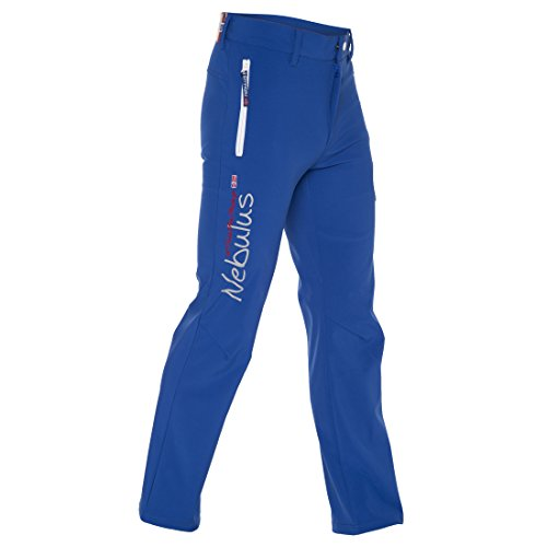 Nebulus Pantalone Softshell Straight Blu IT 54