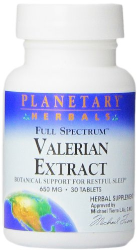 Planetary Herbals Spectrum Valerian Extract product image