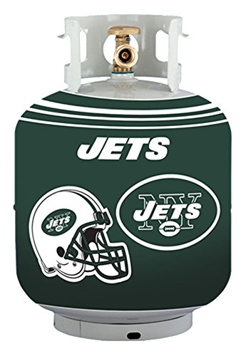 NFL Bottle Skinz 5 Gallon Water Cooler Cover, New York ()