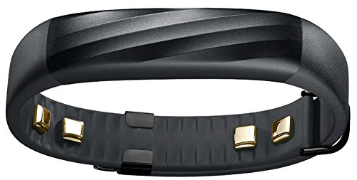 Jawbone Lifelong Fitness Wristband UP3 (Black/Black) by Synnex