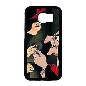 Princess Snow White Phone Case Cover for Samsung Galaxy S6 Disney Design