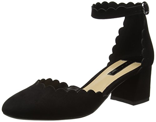 Dorothy Perkins Dorothy 2 Part Court - Tacones Mujer Negro (Black)