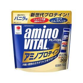 アミノバイタル アミノプロテイン バニラ味 100本入箱 B007KFVDCM 100本入箱  100本入箱