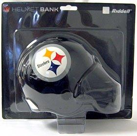 Pittsburgh Steelers Helmet Bank