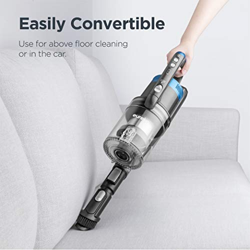 Eureka Stylus Lightweight Cordless Vacuum Cleaner, 350W Powerful BLDC Motor for Multi-Flooring Deep Clean LED Headlights… 5