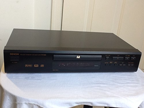 Denon DVD-800 PCM Audio Technology / DVD Video Player. CD/CD-R/CD-RW/DVD/VCD Playable. Works Great. Very Good Condition.