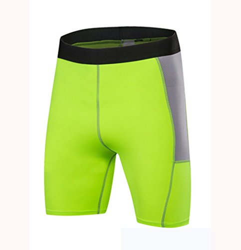 アート運賃宇宙(フイスコジー)Facecozy メンズ スポーツウェア ショーツ ショットパンツ インナー 薄手 UVカット トレーニング ランニング パワーストレッチ 6色 コンプレッションウェア オールシーズン 吸汗速乾