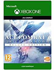 Ace Combat 7: Skies Unknown: Deluxe   Xbox One - Code jeu à télécharger