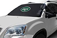 FrostGuard NFL Premium Winter Windshield Cover for Snow, Frost and Ice - Cold Weather Protection for Your Vehicle