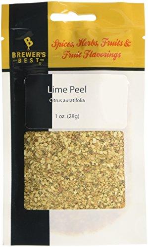 - Lime Peel