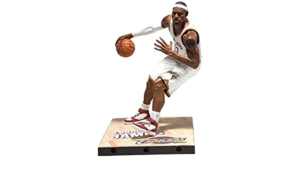 McFarlane Toys NBA Series 26 Lebron James Figura De Acción: Amazon.es: Deportes y aire libre