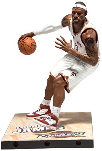 (McFarlane Toys NBA Series 26 Lebron James Action Figure)