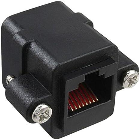 Inline 69990x Patch Cable Coupler Cat 5e Utp 2x Rj45 Computers Accessories
