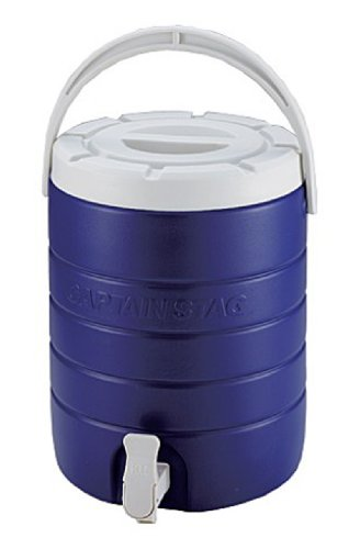 Captain stag (CAPTAIN STAG) Rex water jug 13L navy M-5079 (japan import) by Captain Stagg (CAPTAIN STAG)